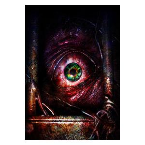 Resident Evil. Размер: 35 х 50 см